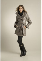 UGG Women's Briana Leather Trench