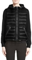 Moncler Women's Quilted Front Hooded Jacket