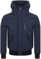 Mackage Dixon Down Bomber Jacket Navy