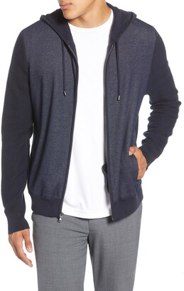 Zachary Prell Collace Zip-Up Hoodie