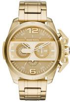 Diesel Ironside Gold Watch