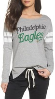Junk Food Clothing Women's Nfl Philadelphia Eagles Champion Sweatshirt