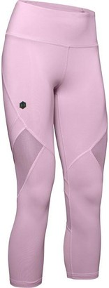 Under Armour Rush Crop Tights Ladies