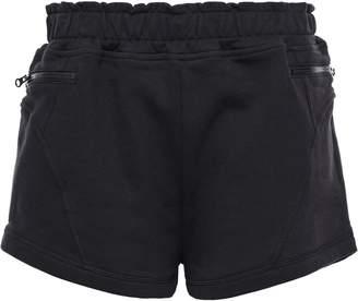 adidas by Stella McCartney + Adidas French Cotton-terry Shorts