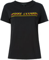 Marc Jacobs logo print T-shirt - women - Cotton - S
