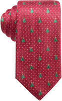 Club Room Men's Holiday Silk Tie, Created for Macy's