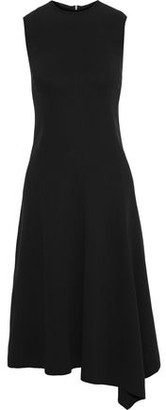Joseph Meline Asymmetric Crepe Dress