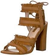 GUESS Women's Econi Dress Sandal