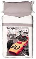 BEIGE Burrito White tr3091 16 1502B Bedding Set, Cotton Blend, Beige, 39 x 27.5 x 5 cm