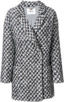Blugirl woven coat