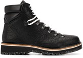 Paul Smith pebbled texture boots