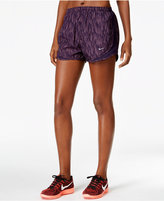 Nike Dry Printed Tempo Running Shorts