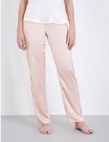 I.D. Sarrieri Macaroon Delights silk-blend pyjama bottoms