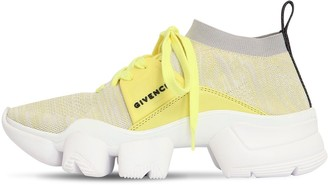 Givenchy 45mm Jaw Knit Sock Sneakers