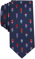 Bar III Men's Popsicle Conversational Skinny Tie, Created for Macy's