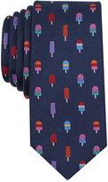 Bar III Men's Popsicle Conversational Skinny Tie, Created for Macy's