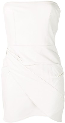 Alex Perry fitted party dress