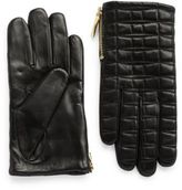 Kate Spade Quilted Leather Driving Gloves