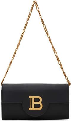 Balmain Black B-Wallet Shoulder Bag