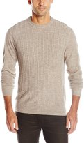 Dockers Soft Acrylic Solid Multi Cable and Texture-Crew
