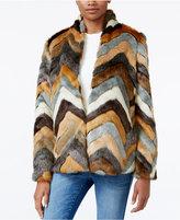 GUESS Babita Faux-Fur Coat