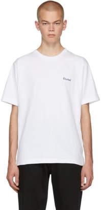 Études White Small Wonder T-Shirt