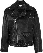 Iro - Vandry studded biker jacket