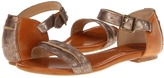Frye Madison Seam (Bronze Metallic Leather) - Footwear