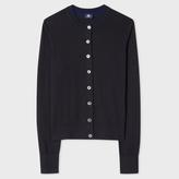 Paul Smith Women's Black Cotton Cardigan