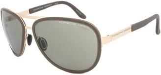Porsche Design P8567 61Mm Sunglasses