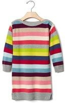 Gap Crazy stripe sweater dress