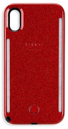 LuMee Metallic Marble Duo iPhone X XS Case