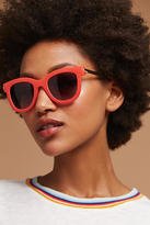 Anthropologie Poppy Matte Sunglasses
