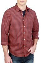 Lucky Brand Check Long-Sleeve Shirt