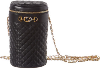 Gucci Interlocking G Quilted Leather Belt Bag