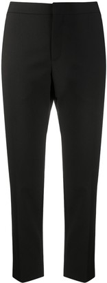 Chloé Cropped Straight-Leg Trousers