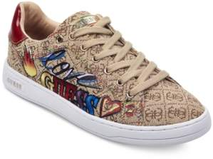 GUESS Women's Crayza Sneakers Women's Shoes