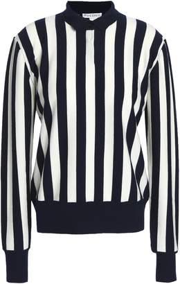 J.W.Anderson Striped Wool-blend Sweater