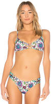 Nanette Lepore Enchantress Bikini Top