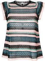 M Missoni knitted tank top