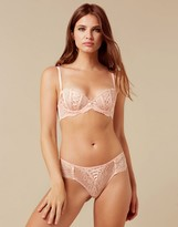 Agent Provocateur Peachy Brief Nude