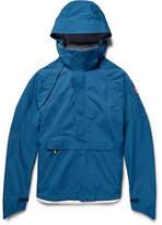 Canada Goose Brunswick Convertible Shell Anorak - Cobalt blue