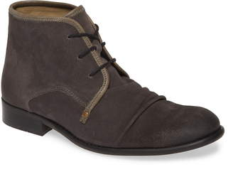 Fly London Watt Cap Toe Boot