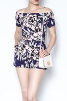 Yumi Kim Off Shoulder Romper