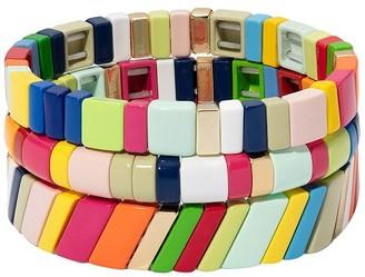 Roxanne Assoulin Fruit Stripe bracelets