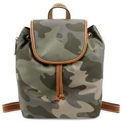 Tommy Hilfiger Julia Camo Flap Backpack