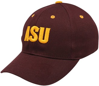 Top of the World Unbranded Arizona State Sun Devils Youth One-Fit Hat - Maroon