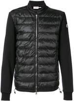 Moncler padded front track jacket