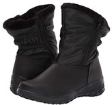 Tundra Boots Donna Wide (Black) Women's Boots
