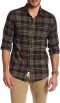 Dockers Slim Fit Coastal Long Sleeve Plaid Shirt